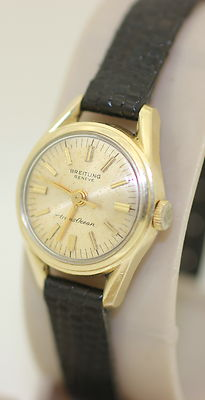 VERY RARE Ladies 1959 Breitling Transocean - Automatic